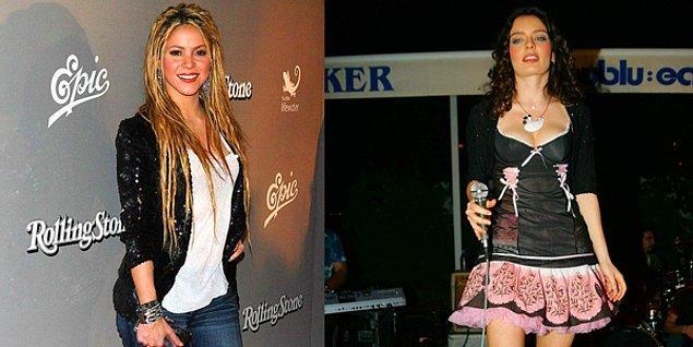 3. Shakira mı yoksa Nil Karaibrahimgil mi daha uzun?