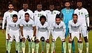 Suudi Arabistan 2018 Dünya Kupası Kadrosu