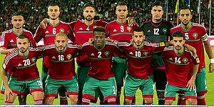 Fas 2018 Dünya Kupası Kadrosu