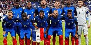 Fransa A Milli Futbol Takımı 2018 Dünya Kupası Kadrosu