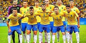 Brezilya A Milli Futbol Takımı 2018 Dünya Kupası Kadrosu