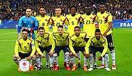 Kolombiya A Milli Futbol Takımı 2018 Dünya Kupası Kadrosu