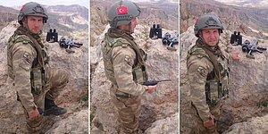 Trabzonlu Şehit Uzman Çavuş Bahattin Baştan'ın Yürekleri Dağlayan Son Mesajı
