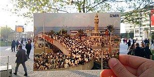 İzmir Sokaklarını Kentin Geçmişiyle Buluşturan Enfes Projeden 23 Fotoğraf