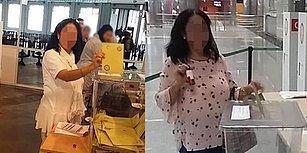 Sosyal Medyada Paylaşmıştı: Mükerrer Oy İddiasıyla Gözaltına Alınan Kişi Serbest