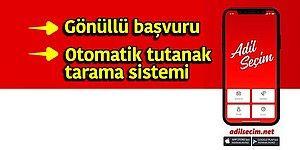 24 Haziran Seçimlerinde Sandık Güvenliğini Sağlayacak Bir Uygulama: Adil Seçim