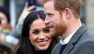 Meghan Markle Prens Harry'e Bakıyor! Gözlerinden Kalpler Çıkan Yeni Gelinin Kocasına Olan Hayranlığı Hepinizi Güldürecek!