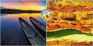 Sizin Gitmenize Gerek Kalmasın Diye Dünyanın En Tehlikeli 11 Turistik Bölgesini Ayağınıza Getirdik!