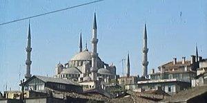 1971 Yılından İstanbul Görüntüleri: Orient Express'i