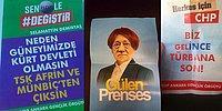 Ankara'da Muhalefete Çirkin Komplo: HDP, İYİ Parti ve CHP Adına Sahte Seçim Broşürleri Dağıtıldı