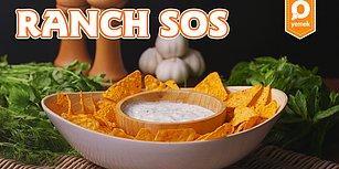 Bandıra Bandıra Yemelik Ranch Sos Nasıl Yapılır?