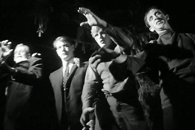 36. Yaşayan Ölülerin Gecesi, 1968