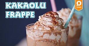 Yaz Sıcaklarına Tatlı Bir Serinlik: Kakaolu Frappe Nasıl Yapılır?