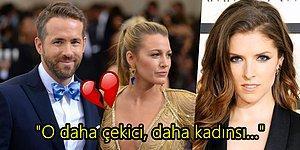 Blake Lively ve Ryan Reynolds Çiftinin Arasına Anna Kendrick mi Girdi?