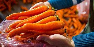 Patates ve Soğandan Sonra Havuç da Rekor Kırdı: Fiyatı 1 Yılda Yüzde 317 Arttı