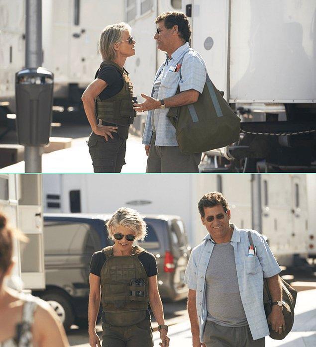 5. Terminator 2'nin devamı niteliğinde olacak filmin çekimleri başladı. Setten ilk fotoğraflar geldi: