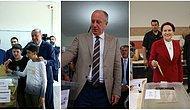 Onlar da Sandık Başındaydı: Liderler Nerede Oy Kullandı, Ne Dedi?