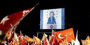 #Seçim2018 Canlı Blog  | Cumhurbaşkanı Erdoğan:  'Milletimiz Şahsımıza Cumhurbaşkanlığı Vazifesini Verdi'