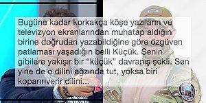 İYİ Partili Ali Türkşen ve Gazeteci Cem Küçük Twitter'da Birbirine Girdi!