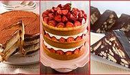 İnsanlarda Hangi Pasta Gibi Bir Tat Bırakıyorsun?