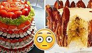 Bildiğiniz Bütün Pastaları Unutun! Alışılmışın Dışına Çıkarak Geleneklere Kafa Tutan 12 Marjinal Düğün Pastası