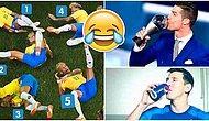 Beklenen Futbolu Pek Göremesek de İyi Gülüyoruz! Dünya Kupasını Diline Dolayarak Güldürmüş 28 Kişi