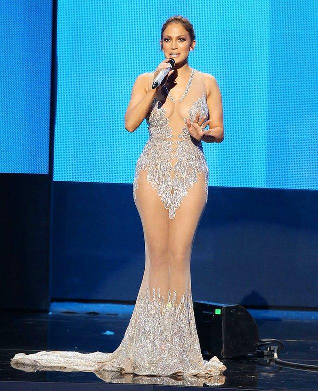2. Jennifer Lopez