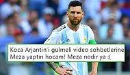 Messi İçin Dünya Kupası Artık Hayal! Mbappe'yi Durduramayan Arjantin Elenmekten Kurtulamadı