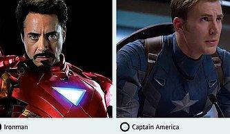 Marvel ve DC Evrenlerinin Kahramanlarını Kapıştırıyoruz!