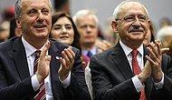 Kılıçdaroğlu ve İnce Seçimin Ardından İlk Kez Buluştu
