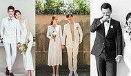 Abartı ve Şatafattan Gözleri Kanayanlar İçin Zarif ve Bir O Kadar da Doğal 37 Kore Düğün Fotoğrafı