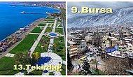 Türkiye'nin IQ Haritası Çıkarıldı! İşte Ülkemizin IQ Ortalaması En Yüksek 20 Şehri