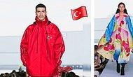 Dünya Modasında Türk Vurgusu! Ünlü Marka Vetements Yeni Koleksiyonunda Türk Bayrağı Kullandı