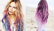 Her Gün Yeni Modellerinin Gözünüze Takıldığı Renkli Saç Makyajının Nasıl Yapıldığını Açıklıyoruz!