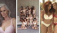 Özel Modellerle Hazırlanarak Toplumun Dayattığı Güzellik Algılarına Kafa Tutan Reklam Çalışması
