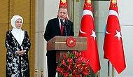 23 Fotoğrafla Erdoğan'ın Cumhurbaşkanlığı Görevine Başlama Töreni: 'Cumhuriyeti Şahlandıracağız'