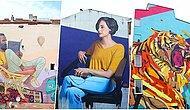 Kadıköy'ün Güzelliğine Güzellik Katan Mural Festivali Bu Sene de Binaları Rengarenk Sanat Eserine Dönüştürdü