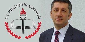 Eğitimin Başında Artık O Var: Yeni Milli Eğitim Bakanı Ziya Selçuk Kimdir?