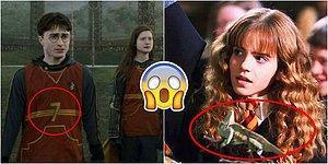 Harry Potter Evrenine Tamamen Hakimim Diyenler Buraya! Gizemleriyle Bizi Etkileyen Seride Gözümüzden Kaçan 18 Efsanevi Detay