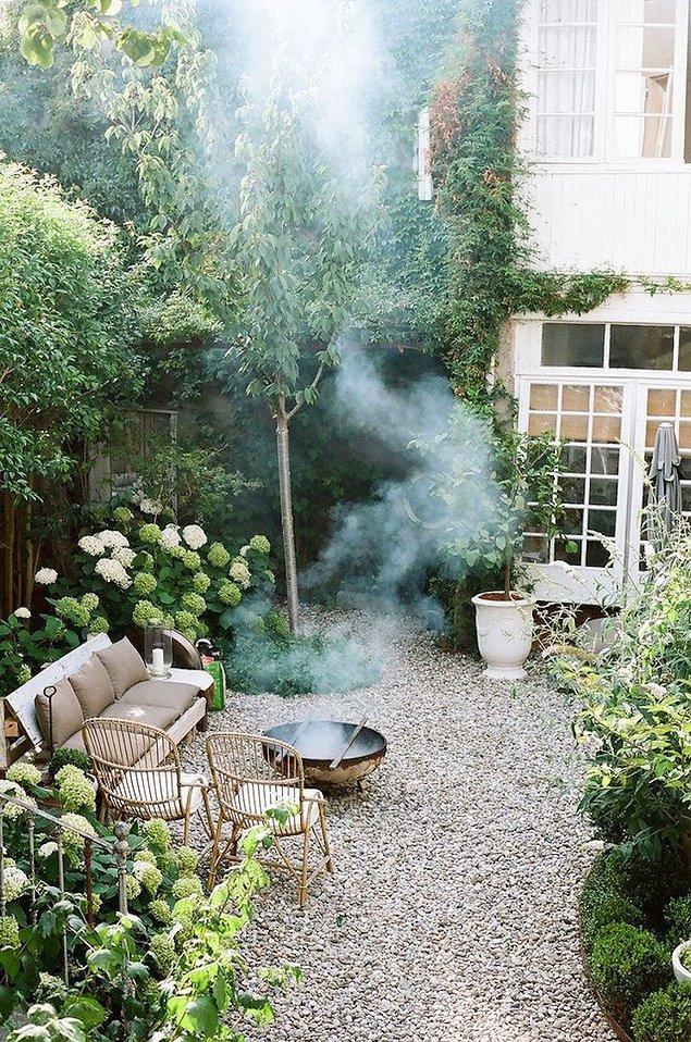21. Şu an bu bahçede olmak isteyenler?