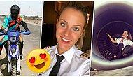 Başına Gelmeyen Kalmadı Ama O Yılmadı! Hayallerinin Peşinden Koşup Pilot Olan Sara Johansson