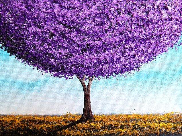 7. Az kaldı sabret. Hangi ağacın gerçekte varolmasını isterdin?