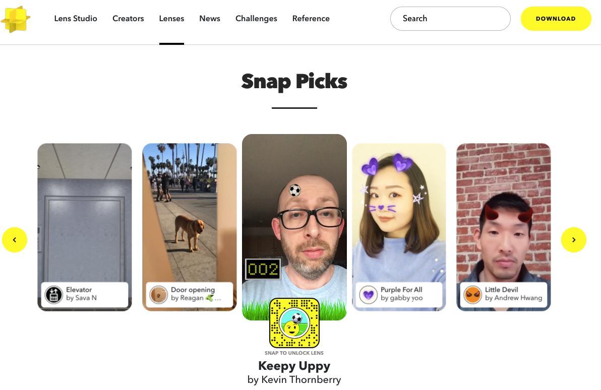 Snapchatten Yeni Özellik Lens Explorer Nedir Nasıl Kullanılır 5