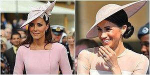 İngiliz Monarşisinin Popüler Gelinleri: Meghan Markle ve Kate Middleton'ın Stil Düellosu