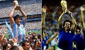 Geçmişten Günümüze Dünya Kupası Organizasyonları ve Şampiyonları