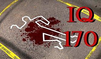 Kitap Ödüllü Bu Testte Seri Katili Sadece IQ'su 170'in Üzerinde Olanlar Yakalayabilecek!