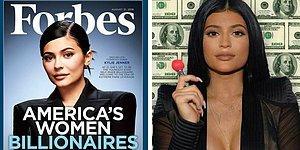 Kylie Jenner'ın Mark Zuckerberg'ü Tahtından Ederek Tarihin En Genç Milyarderi Olacağı Açıklandı, Ortalık Karıştı!
