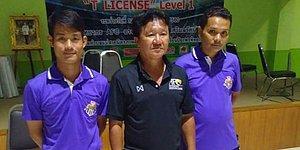 Eski Rahip, Yeni Antrenör: Tayland'da 12 Çocukla Mağarada Kalan Ekapol Kim?