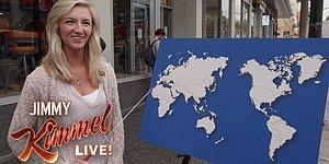 Amerikalılar, Ülkelerin Yerlerini Ne Kadar İyi Biliyor?