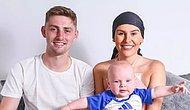 Hamileyken Bebeğini Korumak İçin Kemoterapiyi Reddederek Hayatını Riske Atan Kanser Hastası Genç Anne!